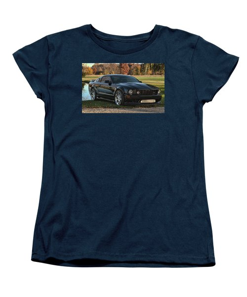 2 Women's T-Shirt (Standard Cut) by John Crothers