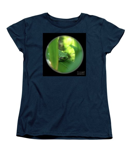 Ambiguous Women's T-Shirt (Standard Cut) by Sue Stefanowicz