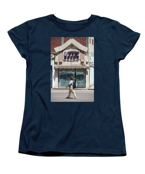 And There Women's T-Shirt (Standard Cut) by Jez C Self