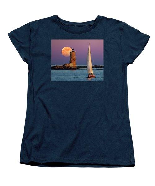Arise  Women's T-Shirt (Standard Cut) by Larry Landolfi