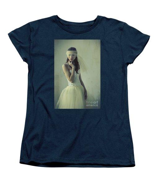 Ballerina Women's T-Shirt (Standard Cut) by Diane Diederich