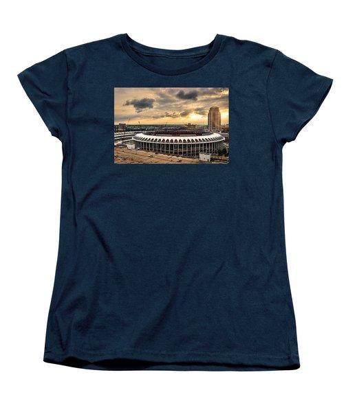 Beam Me Up Jack Women's T-Shirt (Standard Cut) by Robert FERD Frank