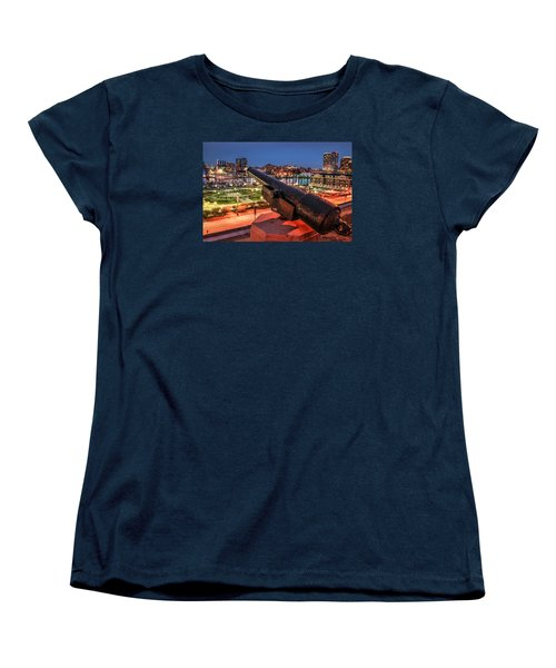 Blast From The Past  Women's T-Shirt (Standard Cut) by Wayne King