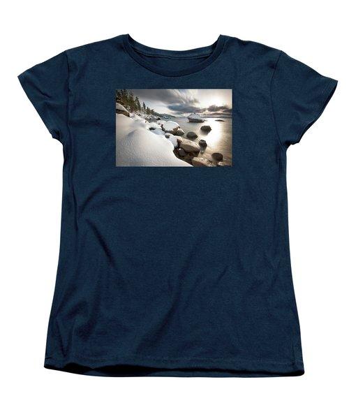 Bonsai Dream Women's T-Shirt (Standard Cut) by Scott Warner