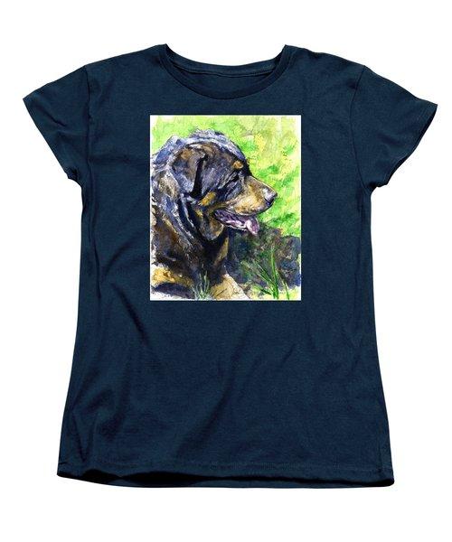 Chaos Women's T-Shirt (Standard Cut) by John D Benson