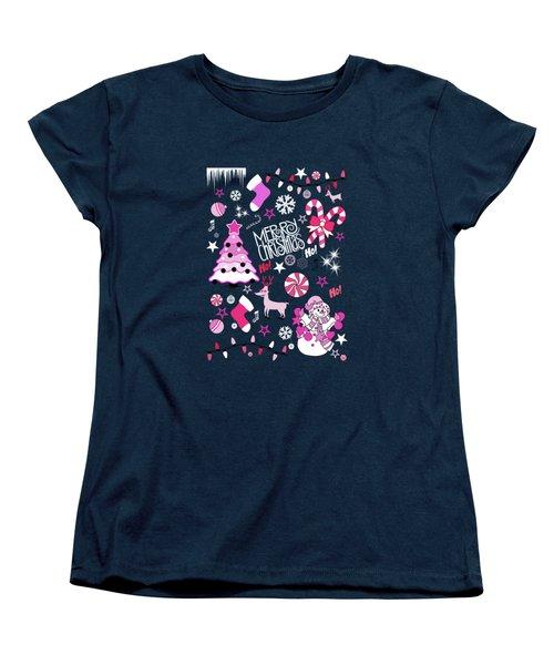 Christmas Women's T-Shirt (Standard Fit)