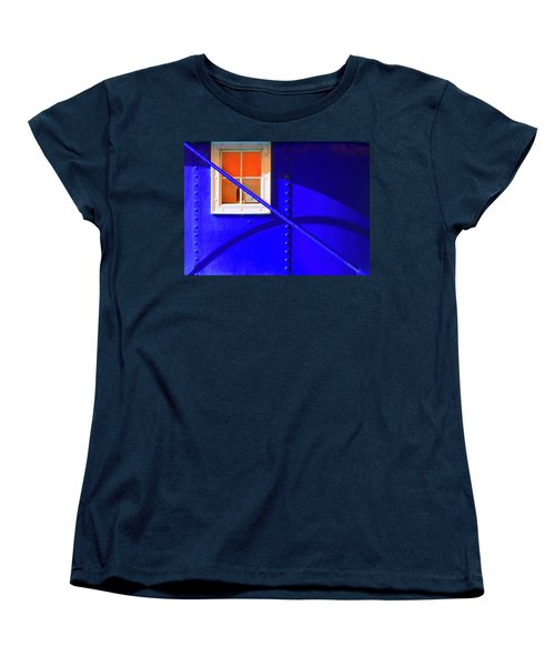 Women's T-Shirt (Standard Cut) featuring the photograph Chromatic by Wayne Sherriff