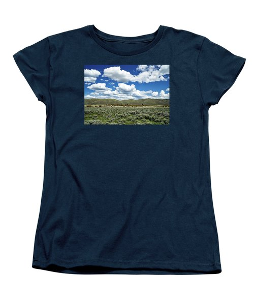 Colorado Vista Women's T-Shirt (Standard Cut) by L O C