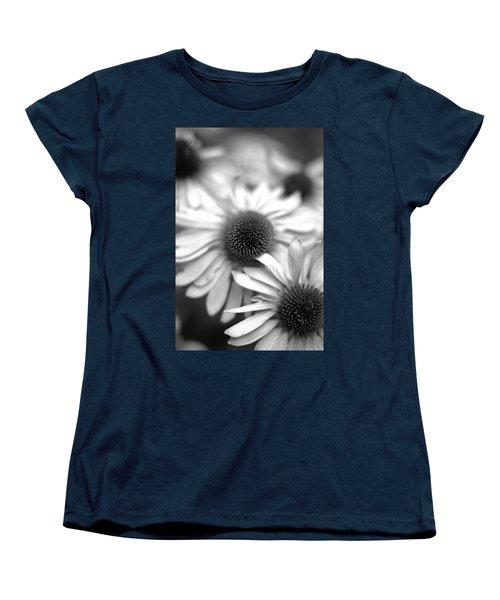 Cone Flower 7 Women's T-Shirt (Standard Cut) by Simone Ochrym