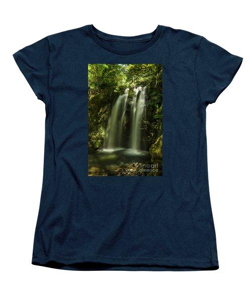Cool Down Women's T-Shirt (Standard Cut) by Nick Boren