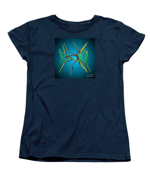 Dance Women's T-Shirt (Standard Cut) by Leo Symon