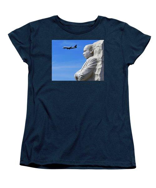 Women's T-Shirt (Standard Cut) featuring the photograph Dream by Skip Hunt