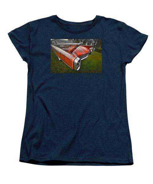 Eldorodo Women's T-Shirt (Standard Cut) by Jerry Golab