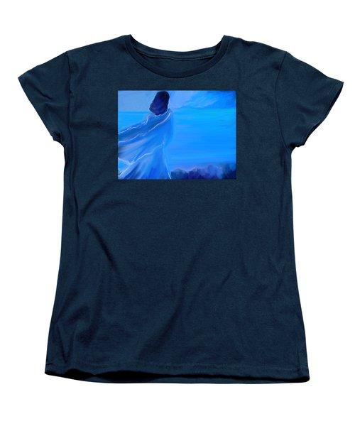 En Attente Women's T-Shirt (Standard Cut)