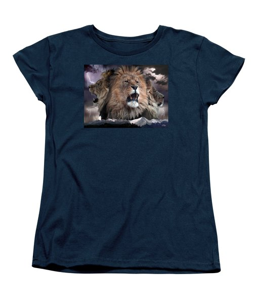 Enough Women's T-Shirt (Standard Cut) by Bill Stephens