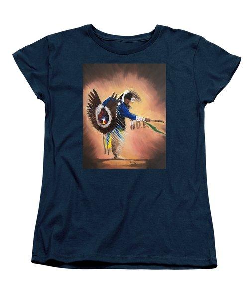 Everybody Dance #1 Women's T-Shirt (Standard Cut) by Michael  TMAD Finney
