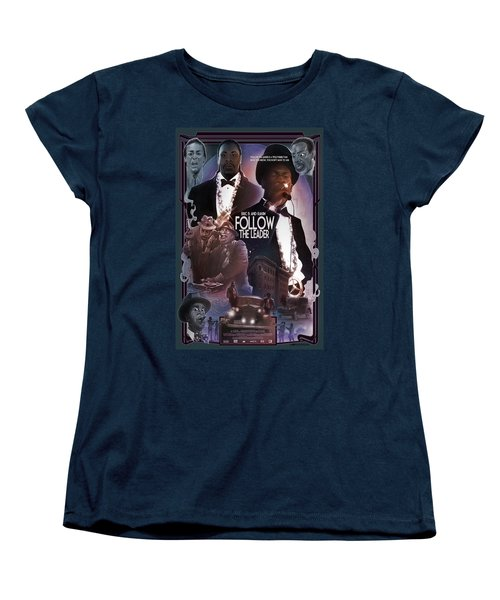 Follow The Leader 2 Women's T-Shirt (Standard Cut) by Nelson Dedos Garcia