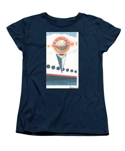Idea Ismay Women's T-Shirt (Standard Cut) by Rod Ismay