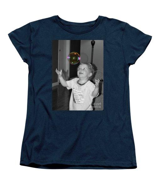 Women's T-Shirt (Standard Cut) featuring the photograph Imagine by Robert Meanor
