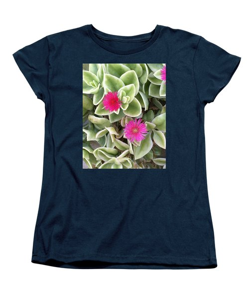 In The Pink Women's T-Shirt (Standard Cut) by Kay Gilley