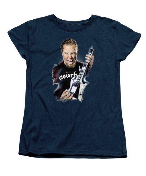 James Hetfield Women's T-Shirt (Standard Cut)