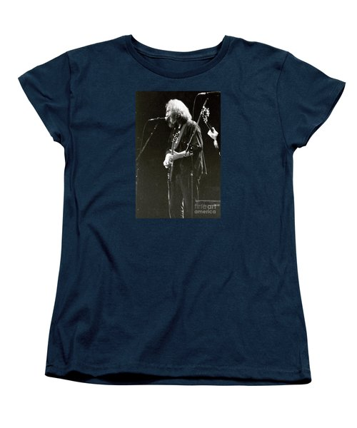 Grateful Dead - Jerry Garcia - Celebrities Women's T-Shirt (Standard Cut)