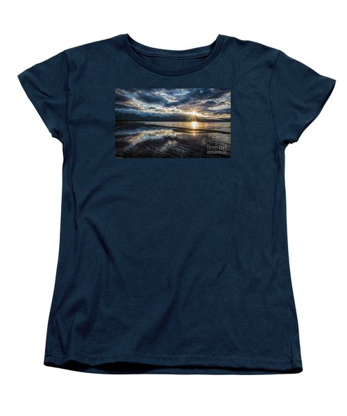 Light The Way Women's T-Shirt (Standard Cut) by Mitch Shindelbower