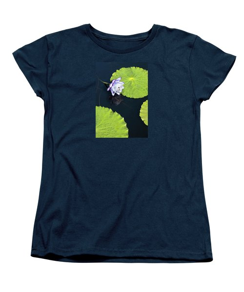Lily Love Women's T-Shirt (Standard Cut) by Suzanne Gaff