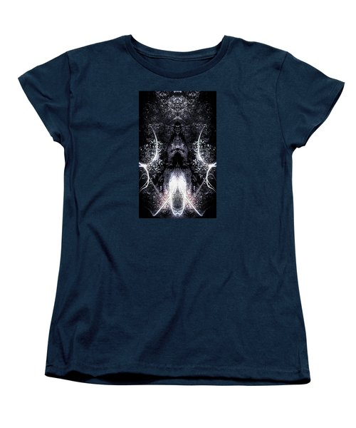 Lovely Lilith  Women's T-Shirt (Standard Cut) by Kimberly  W