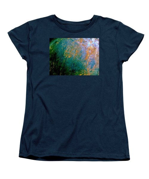 Lush Foliage Women's T-Shirt (Standard Cut) by Tim Townsend