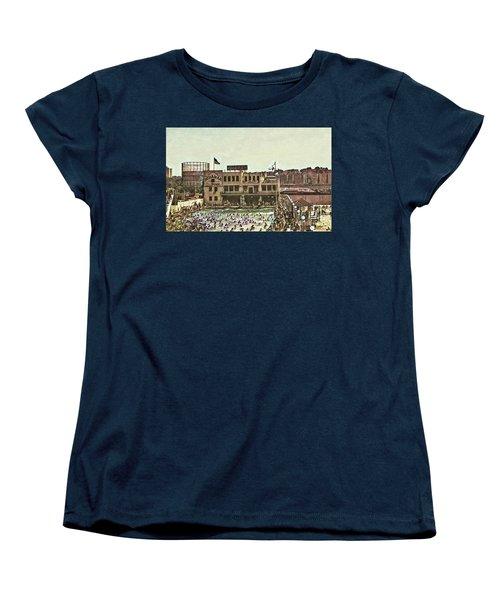 Miramar Saltwater Pool  Women's T-Shirt (Standard Cut)