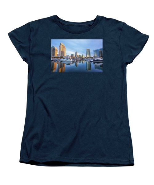 Morning Reflections Women's T-Shirt (Standard Cut)