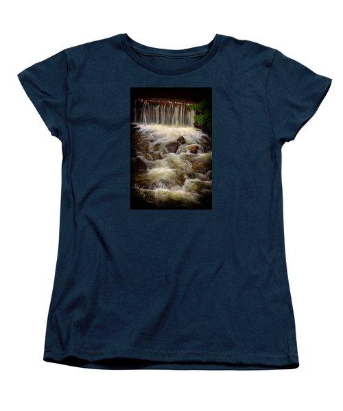 Montana High Country Women's T-Shirt (Standard Cut) by Rick Furmanek