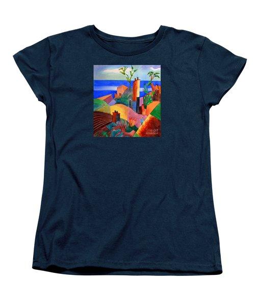 My Dream Vacation Women's T-Shirt (Standard Cut)
