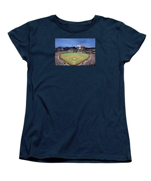 Nats Park - Washington Dc Women's T-Shirt (Standard Cut) by Brendan Reals
