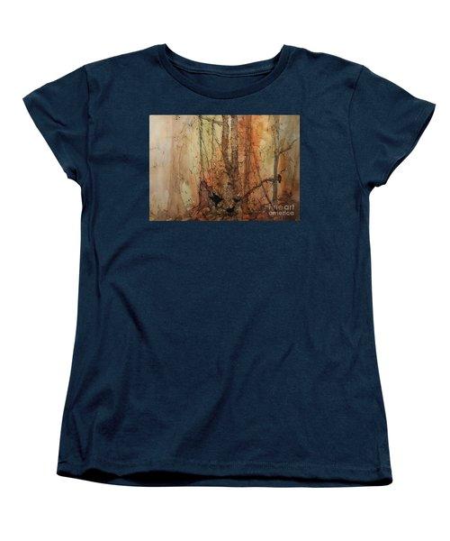 on the Verge Women's T-Shirt (Standard Cut)