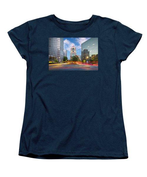 Pittsburgh 16 Women's T-Shirt (Standard Cut) by Emmanuel Panagiotakis