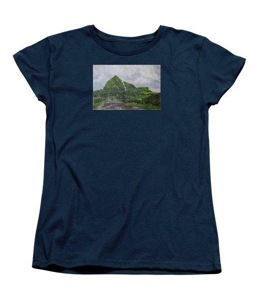 Visapur Fort Women's T-Shirt (Standard Cut) by Vikram Singh