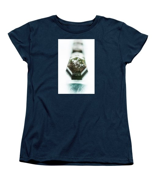 Women's T-Shirt (Standard Cut) featuring the photograph Rosemary Chocolate by Sabine Edrissi
