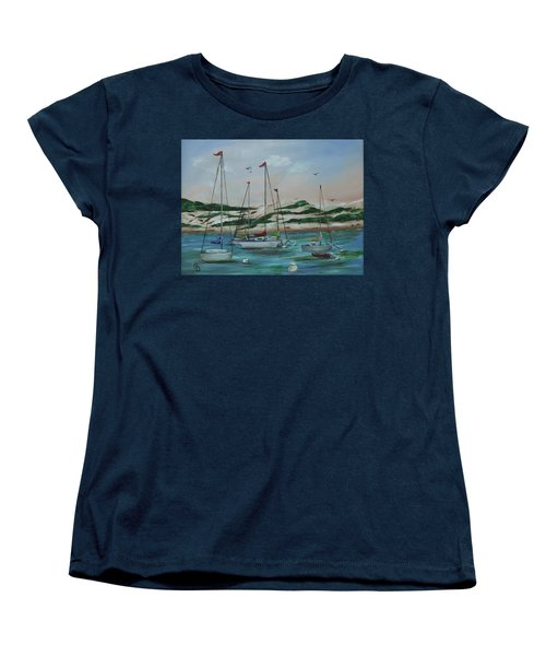 Safe Harbor Women's T-Shirt (Standard Cut)