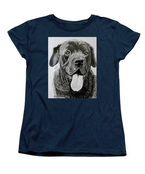 Sampson Women's T-Shirt (Standard Cut) by Stan Hamilton