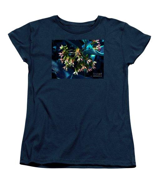Satin Women's T-Shirt (Standard Cut) by Elfriede Fulda
