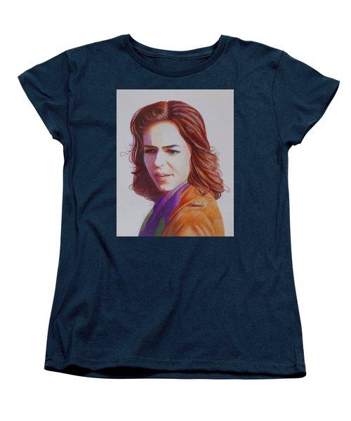 Self-portrait Women's T-Shirt (Standard Cut)