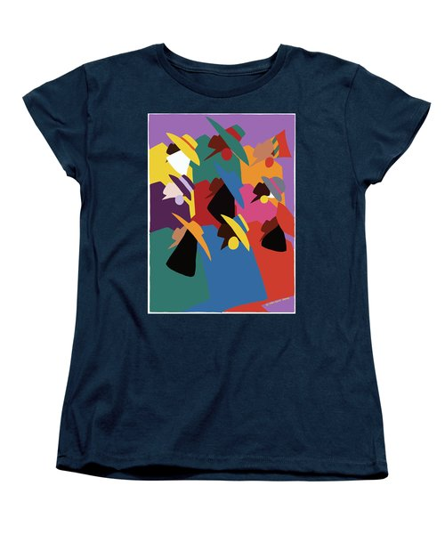 Sisters Of Courage Women's T-Shirt (Standard Fit)