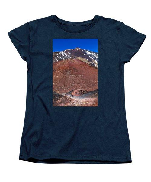 Size Matters Women's T-Shirt (Standard Cut) by Giuseppe Torre