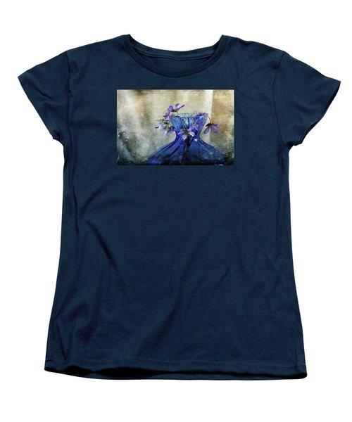 Spring Greeting Women's T-Shirt (Standard Cut) by Randi Grace Nilsberg