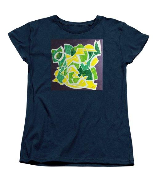 Spring Women's T-Shirt (Standard Cut) by Hang Ho