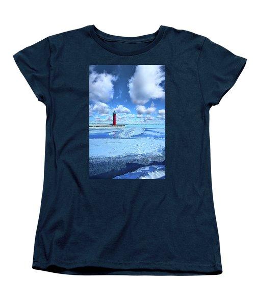 Women's T-Shirt (Standard Cut) featuring the photograph Steadfast by Phil Koch