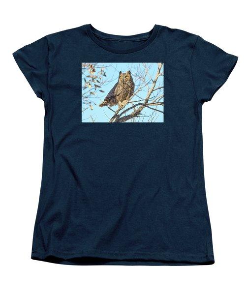 Strike A Pose Women's T-Shirt (Standard Cut) by Scott Warner