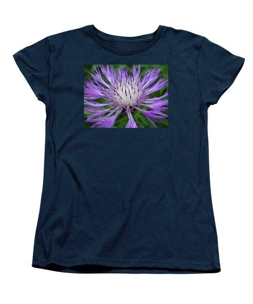 Summer Blooms Women's T-Shirt (Standard Cut) by Rebecca Overton